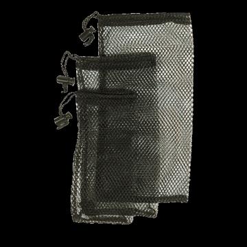 Síťové sáčky Viper Tactical Ditty Bags (3 ks.) Black