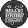 Nášivka na suchý zip Viper Tactical Bullet Proof / 5x5cm