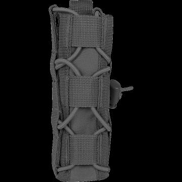 Samosvorná sumka na zásobníky Viper Tactical Elite Extended Pistol Mag Pouch Titanium