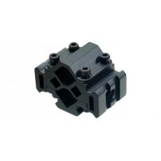 Montáž na hlaveň UTG MNT-BR002 13-20mm 3-rail / 2 Slot
