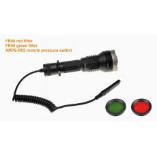 Svítilna Acebeam (sada) L30 GEN II USB / 6000K / 4000lm (2m+1h) / 373m / 6 režimů / IPx8