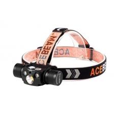 Čelovka Acebeam H30 R+UV USB PowerBank / 6500K / 4000lm (1.5min+2.5h) / 171m / 9 režimů /