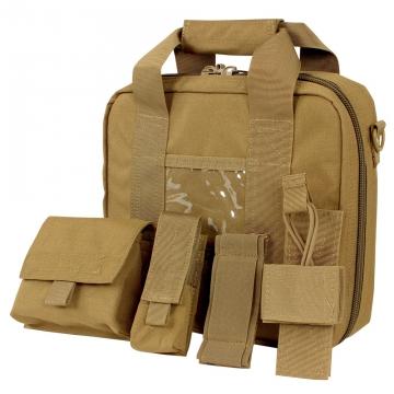 Přepravní taška na zbraň Condor PISTOL CASE / 30x25 cm Black
