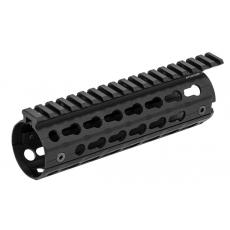 Předpažbí UTG PRO AR15 Super Slim Keymod Drop-in Carbine Length (MTU001SSK)