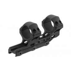 Montáž pro optiku 30mm na Picatinny - UTG AIR32234 AccuSync High Integral / Offset 34mm /