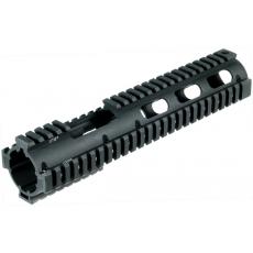 Předpažbí pro AR15 Carbine Length Extended Drop-in Quad Rail UTG (MNT-HG416SE)