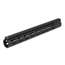 "Předpažbí pro AR10 UTG PRO M-LOK 15"" Super Slim Free Float (MTU026SSMC)"