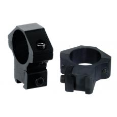"Montáž pro optiku 1"" na Dovetail - kroužky UTG RGPM-25M2 Medium (2 ks.)"