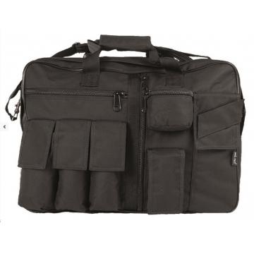 Taška-batoh MilTec CARGO MUSETTE BAG / 35L / 50x20x37cm Black