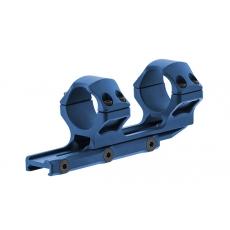 Montáž pro optiku 30mm na Picatinny - UTG AIR31834 AccuSync Medium Integral (modrá) /
