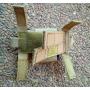 Pouzdro MOLLE na mobil MFH / 15x7,5x1,5cm OD Green