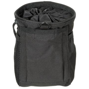 Odhazovák na prázdné zásobníky MFH / 14x20x8/14cm Black