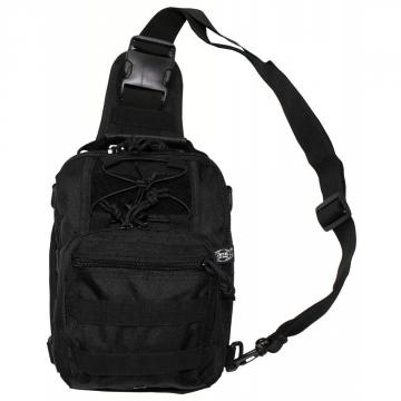 Batoh MFH Shoulder Bag / 7L / 19x27x13cm Black