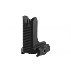 Zvýšená pevná muška UTG pro AR15 MT-750X