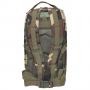Batoh MFH US Assault I Laser / 30L / 23x44x24cm WoodLand