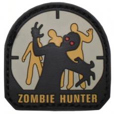 Nášivka na suchý zip MFH Zombie Hunter / 5x5cm