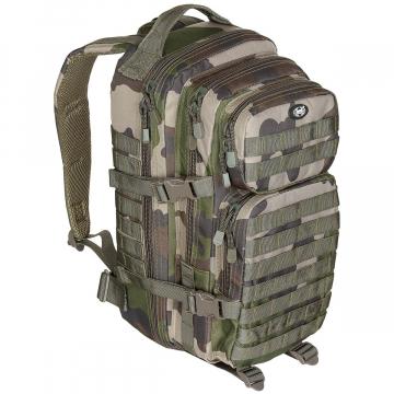 Batoh MFH US Assault I / 30L /  23x44x24cm CCE