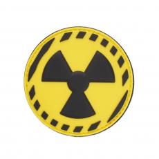 Nášivka na suchý zip 101 Inc. Nuclear