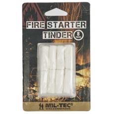 TINDER rozdělávač ohně MilTec Fire Starter (8ks)