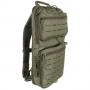 Batoh MFH Compress OctaTac / 7-15L / 23x42x7-24cm OD Green