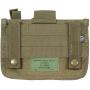 Trojtě universalní pouzdro MFH / 20x14cm OD Green