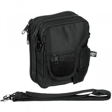 Taška přes rameno MFH / 13x18x8cm Black