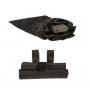 Skládací odhazovák na prázdné zásobníky MilTec / 29x24cm Black