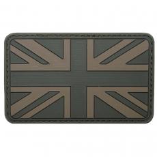 Nášivka UK na suchý zip MFH / 8x5cm