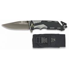Taktický zavírací nůž K25 / RUI záchranářský